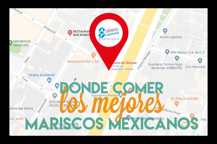 Dónde comer los mejores mariscos mexicanos