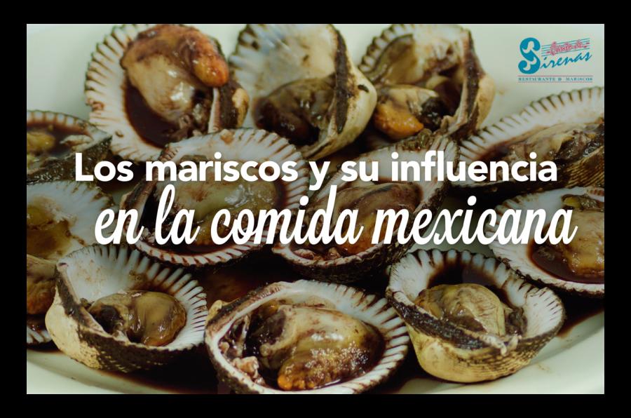 Los mariscos y su influencia en la comida mexicana
