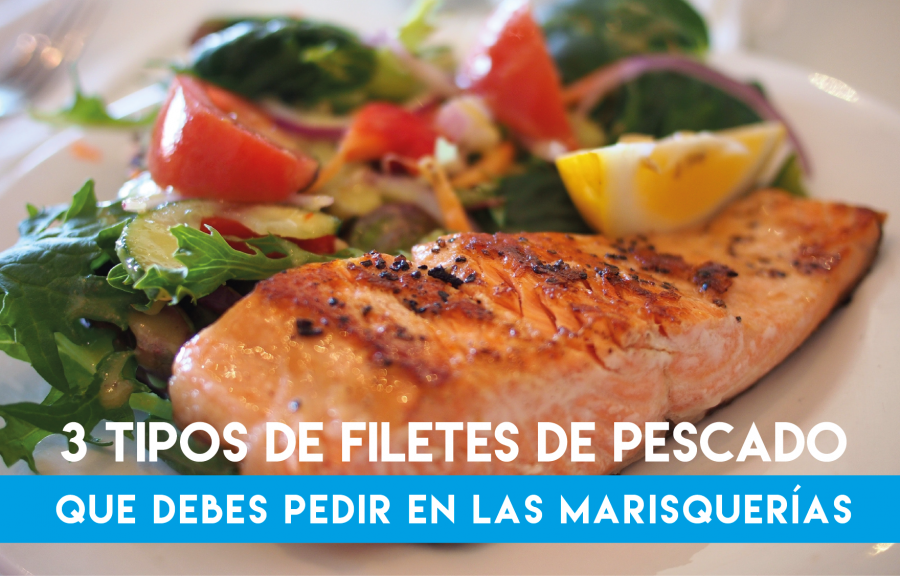3 Filetes de pescado que debes pedir en marisquerías