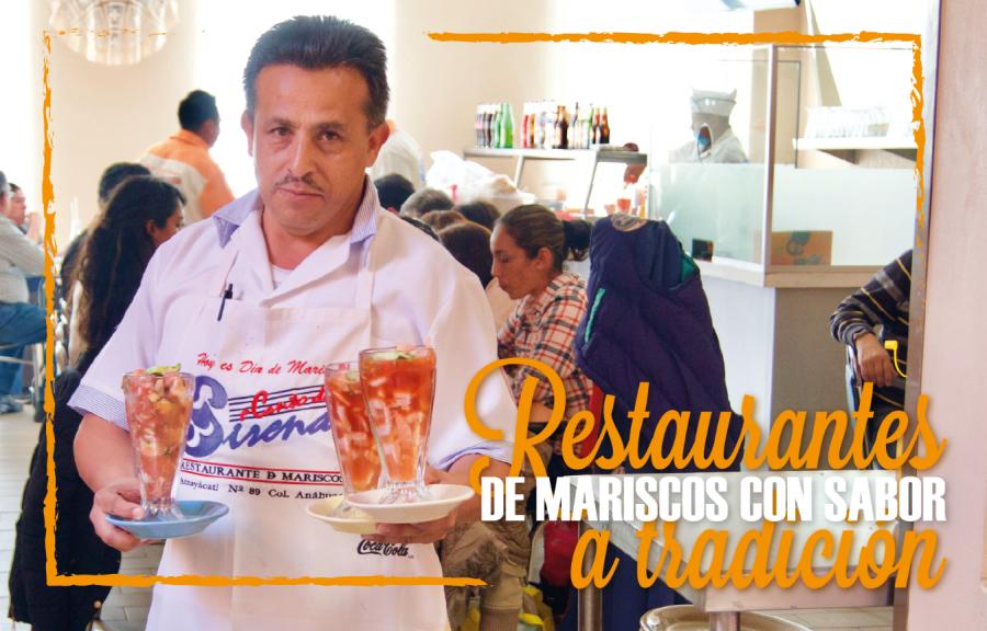 Restaurantes de mariscos con sabor a tradición