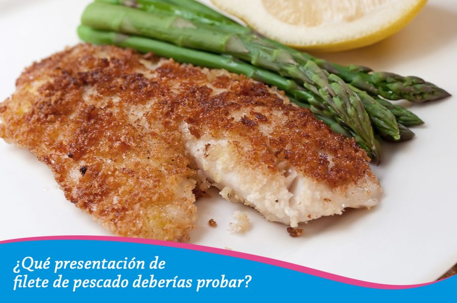 ¿Qué presentación de filete de pescado deberías probar?