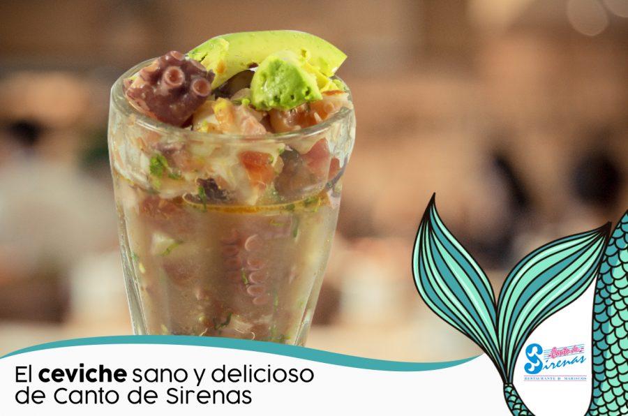 El mejor ceviche de la Ciudad de México