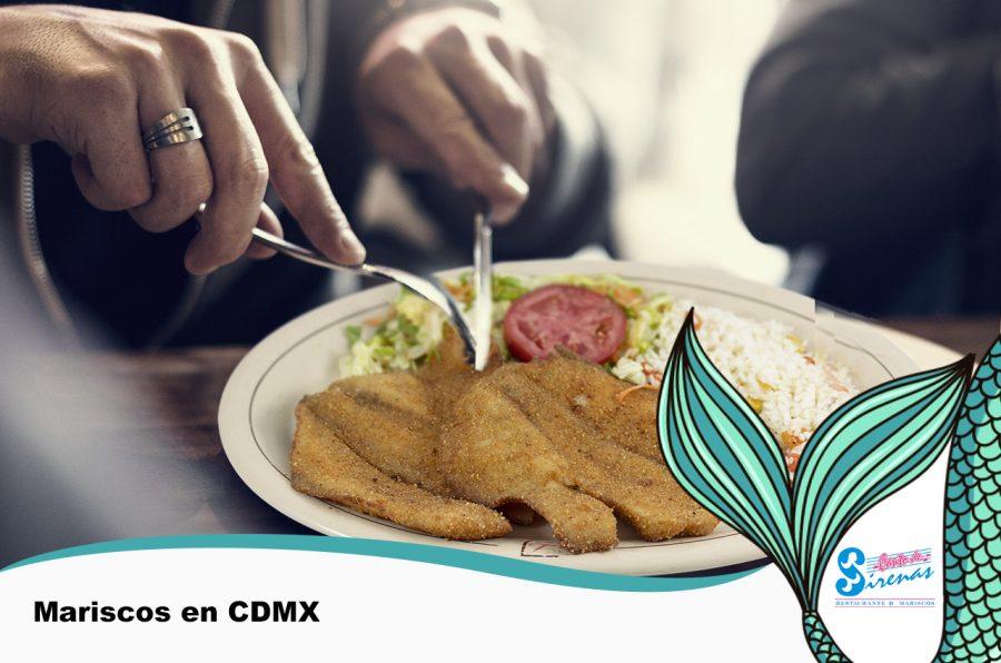 Mariscos en CDMX