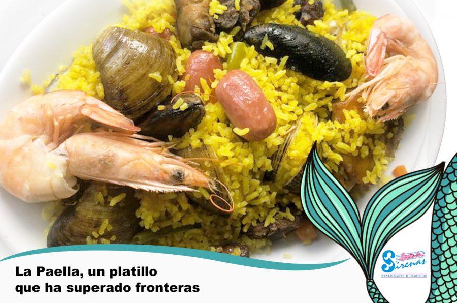 """""""La Paella, un platillo que ha superado fronteras"""""""